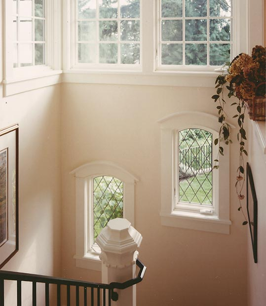 Mucci Truckess Architecture: Details - Tudor Revival, Newel Post