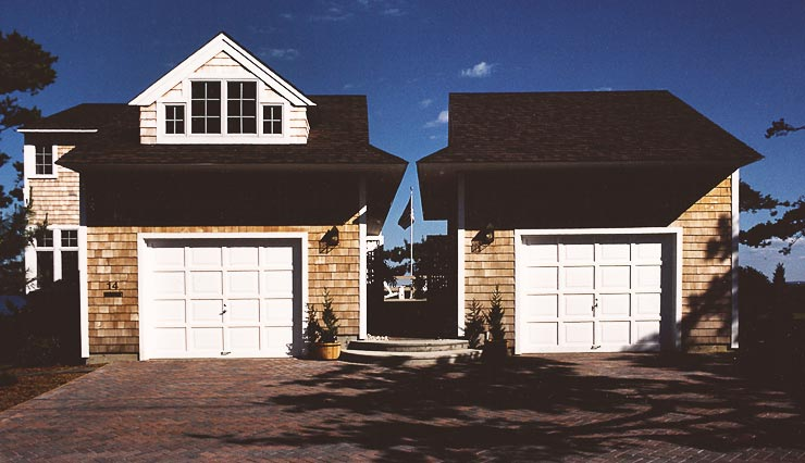 Mucci /Truckess Architecture: Garages - Old Saybrook Garages