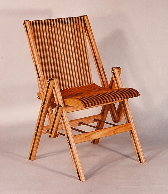 Mucci Truckess Architecture: Furnishings - Laminated Folding Chair